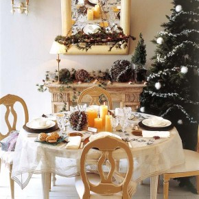 Dinner Table Decoration Ideas Wallpaper 3Memorable Christmas Dinner