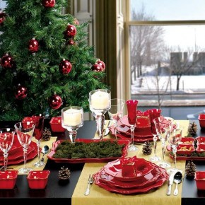 Christmas Table Decor Ideas 18 Christmas Dinner Table Decoration Ideas Wallpaper 2