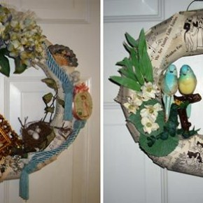Christmas Wreath Idea 34 Great Christmas Wreath Decorating Ideas Pict 2