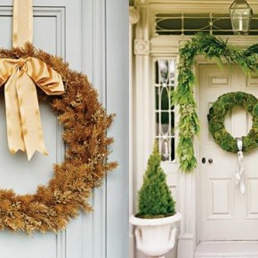 Christmas Wreaths Example 34 Great Christmas Wreath Decorating Ideas Picture 17