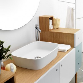 Collage Vanity Unit Fir  Multifunctional, Versatile Furniture for the Bathroom from Ex.t