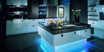 20 Black Kitchen Interior Design Ideas