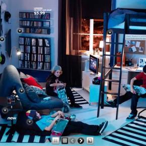 Best Inspirations From Ikea Dorm Room Interior Design