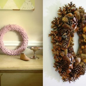 Cool Wreaths Christmas Ideas 34 Great Christmas Wreath Decorating Ideas Picture 16