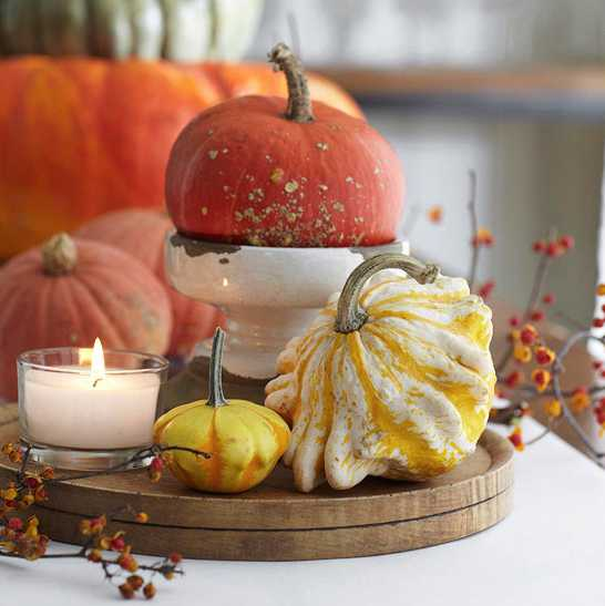 20 Elegant Thanksgiving Centerpieces
