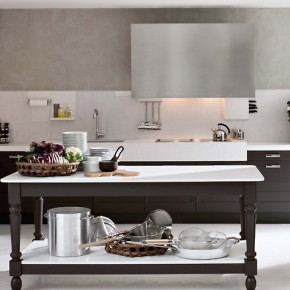Dark Wood Classical Kitchen  Modern Kitchens From Elmar Cucine Photo  20