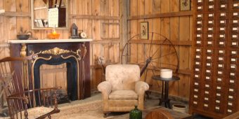 20 Rustic Wall Paneling Ideas