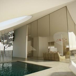 Desert Residence Pool  Desert Home  Image  6
