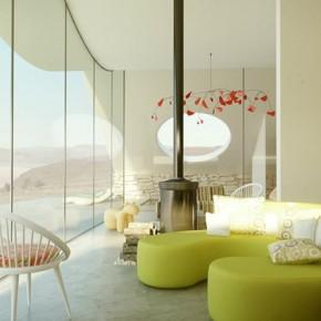 Desert Villa Interior  Desert Home  Image  8