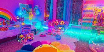 20 Rainbow Interior Design Ideas