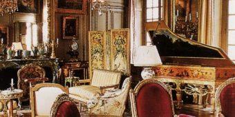 20 Antique Interior Design Ideas