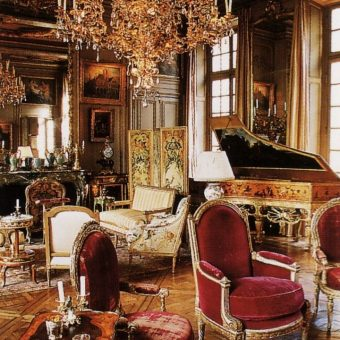 20 Antique Interior Design Ideas