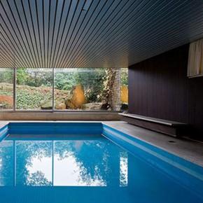 20 Indoor Pool Design Ideas | Interior Design Center Inspiration