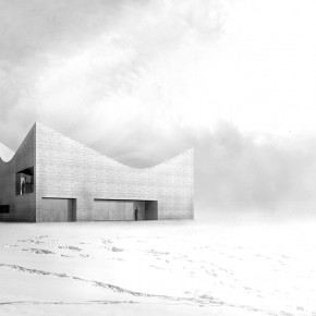 Estudio Barozzi Veiga 25  40 Revolutionary Housing Concepts from Ordos 100 Photo  24