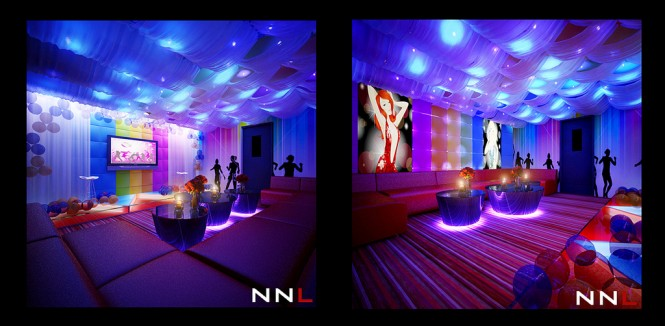 Fabric Ceiling Nightclub 665 215 326 Dream Home Interiors By
