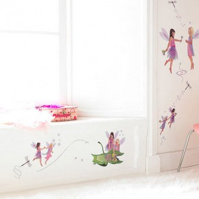 Fairy Wall Stickers  Kids Wall Stickers Photo  12