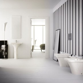 Final Flat 01  Bringing Creativity into the Bathroom with Meneghello Paolelli Associati