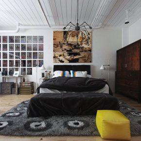 20 funky bedroom designs interior design center inspiration for Funky bedroom designs