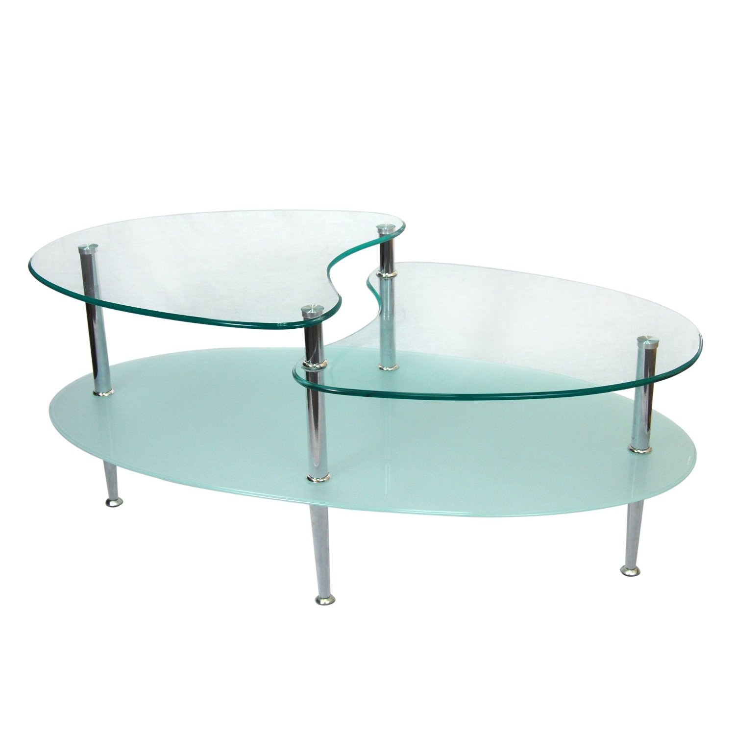 Glass coffee table interior design center inspiration Used glass coffee table