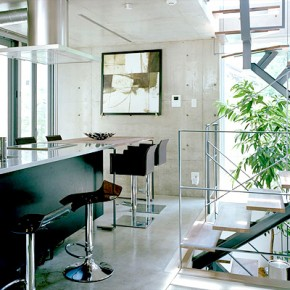 Glossy Kitchen Japanese  Modern Japanese Kitchens  Picture  24