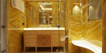 20 Gold Interior Design Ideas for the Home