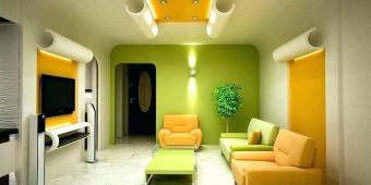 20 Green Living Room Color Scheme Ideas
