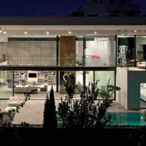 Hh 221111 11 Haifa House by Pitsou Kedem Architects Image 12