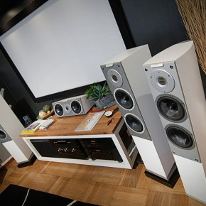 Home Audio Setup  A Massive Home Entertainment Setup  Wallpaper 7