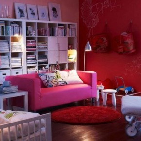 The Best Ideas IKEA Living Room Designs for 2012