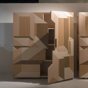 Original Inlay Furniture Collection Geometric Patterns