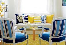 20 Bright Cobalt Blue Rooms