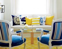20 Bright Cobalt Blue Rooms