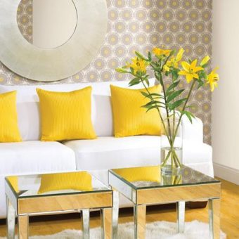 20 Yellow Room Ideas