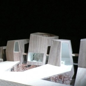 Julio Amezcua + Francisco Pardo Home 17  40 Revolutionary Housing Concepts from Ordos 100  Image  19