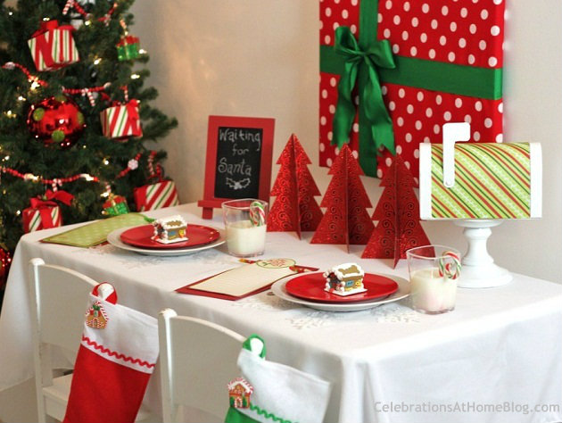 20 Christmas Decorating Ideas for the Table