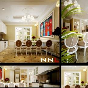 Kitchen Diner 665x456  Dream Home Interiors by Open Design  Wallpaper 26