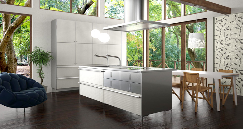 Kitchen wallpaper modern japanese kitchens picture 21 for Japanese kitchen designs