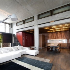 La 181111 01 630x352 Loft Apartment by 2B Group Picture 1