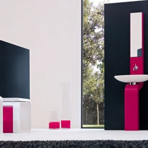 Lafontana 1  Bringing Creativity into the Bathroom with Meneghello Paolelli Associati