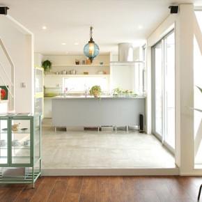 Light Beige Kitchen  Modern Japanese Kitchens  Wallpaper 20