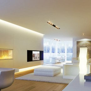 Living Room Lamps on Loft Living Room Natural Lighting Living Rooms Round Up Pict 2 Design
