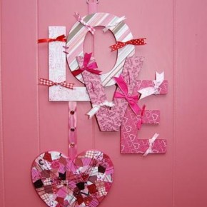 20 Valentines Day Wall Decoration Ideas Home Design