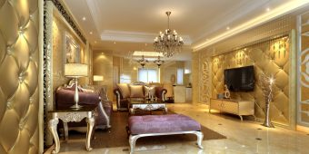 20 Luxurious Living Room Interior Design Ideas
