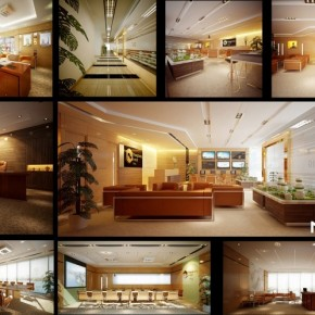 Luxury Office Space 665x498  Dream Home Interiors by Open Design  Wallpaper 22