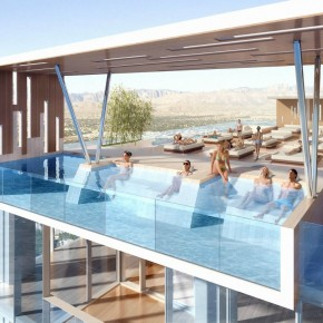 Luxury Spa Center  Architectural Renderings By Dbox  Image  9