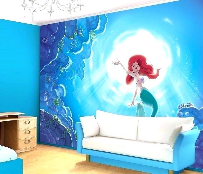 mermaid-inspired-bedroom-the-little-mermaid-bedroom-decor ...