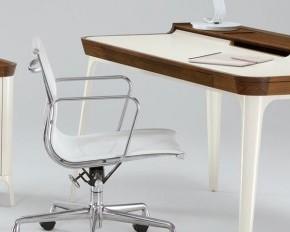 Minimalist Drafting Desk 582x232  11 Modern Minimalist Computer Desks  Image  9