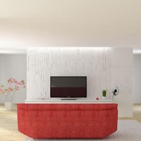 Minimalist Tv Room  Rooms That Make Us Keep Coming Back  Image  11