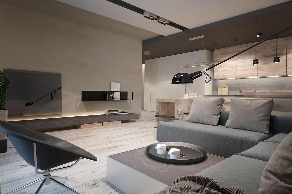 Modern Gray And Tan Living Room Modern New 2017 Design Ideas Interior Design Center Inspiration