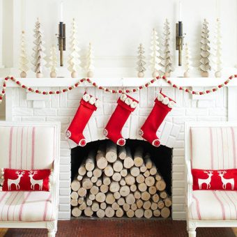 20 Christmas Interior Design Ideas
